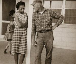 Interracial dating fiction