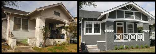 Jean paul villere art of the flip revisited uptown for House flips before and after