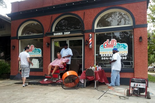 """Mr. Chill"" returns home to Broadmoor with new hot dog and pastry shop"