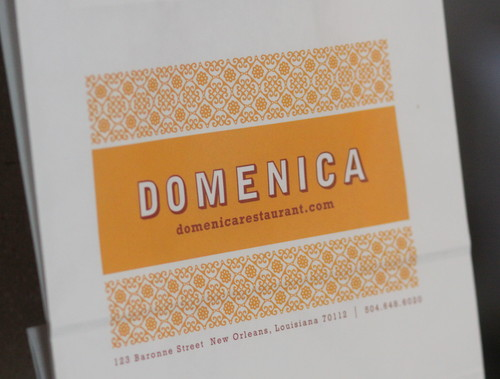 Pizza Domenica is intended as a more casual, smaller-scale spinoff of the acclaimed Domenica restaurant downtown. (Robert Morris, UptownMessenger.com)