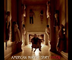 "A promotional image for ""American Horror Story: Coven"" which is set and filmed in New Orleans. (via Facebook.com/americanhorrorstory)"
