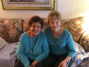 Homeowner Dorothy and Homeseeker Joann