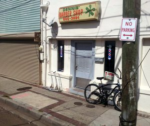 "Although the signs on Freret say ""no parking,"" drivers may actually park on the Freret corridor after construction ends at 5:30 p.m. each day, city officials say. (Robert Morris, UptownMessenger.com)"
