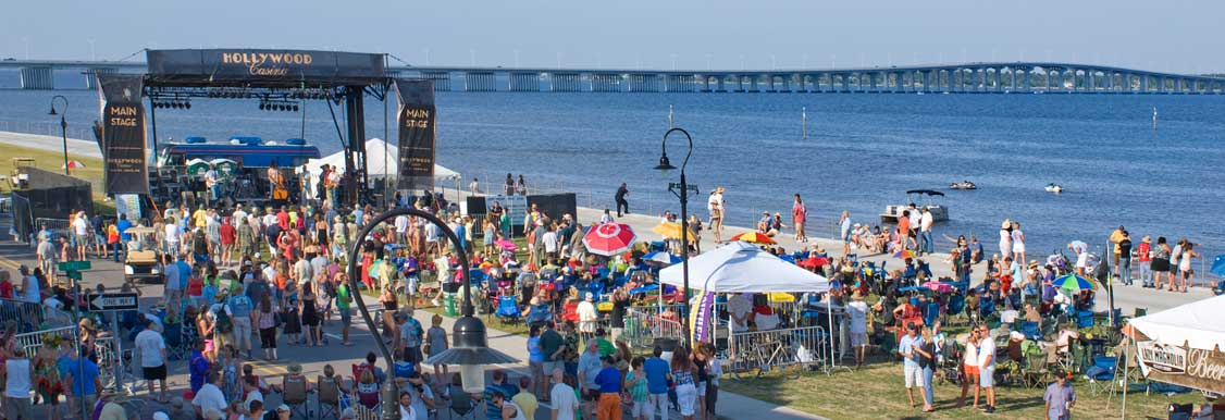 Water View-BayBridge Fest 2012 (Photo by Ellis Anderson)