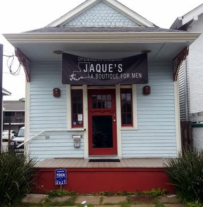 The future home of Jaque's on Freret. (Robert Morris, UptownMessenger.com)