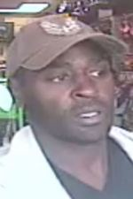 First GameStop shoplifting suspect (via NOPD)