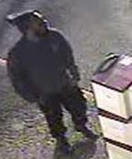 Suspect in armed-robbery attempt in the 3200 block of Magazine. (via NOPD)