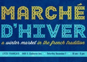 Marche D'Hiver Uptown Messenger