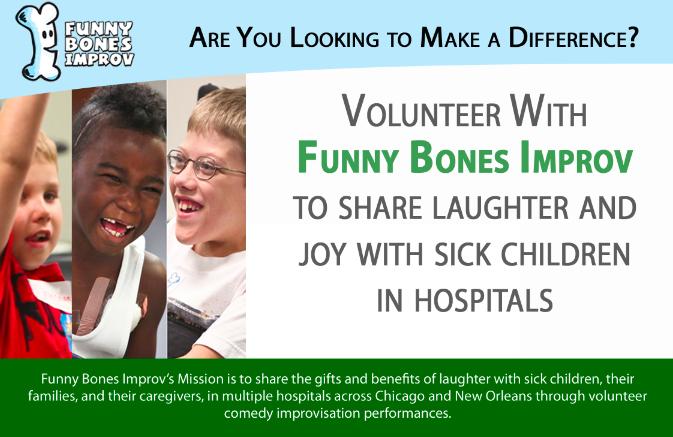 Funny Bones Improv poster (via Funny Bones Improv)