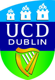 University College of Dublin emblem (via www.ucd.ie)