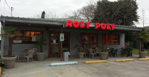 The Roly Poly location on Tchoupitoulas. (Robert Morris, UptownMessenger.com)
