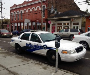 Police investigating armed robbery on Magazine Street