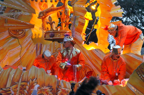 The Krewe of Proteus (Robert Morris, UptownMessenger.com)