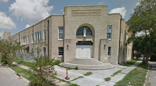 The Broadmoor Arts and Wellness Center will be at 3900 General Taylor Street. (image via Google maps)