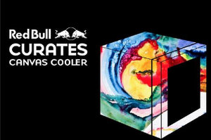 (image via Redbull Curates: Canvas Cooler)