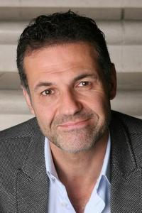 Khaled Hosseini (photo by Elena Seibert, via Octavia Books)