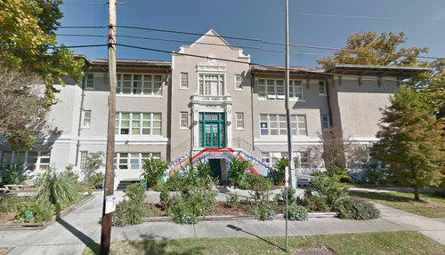 ENCORE Academy to spend next year at Dibert school building in Mid-City