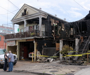 Cadiz Street fire threatens future of century-old New Orleans metalwork business