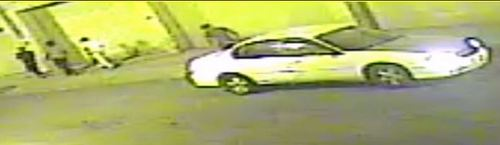 An image of a vehicle believed to be involved with a robbery Wednesday evening on Constance Street. (via NOPD)