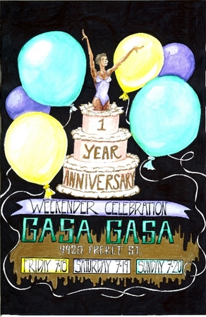 gasa-gasa-one-year