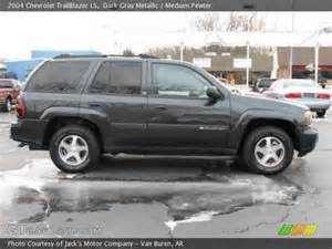 An image of a 2004 Chevrolet Trailblazer, similar to the model taken in Saturday's carjacking. (via NOPD)