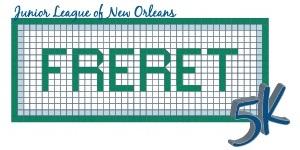 Freret 5K logo