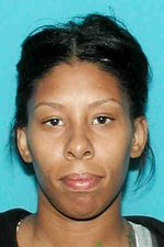 Ozonesha James (via NOPD)