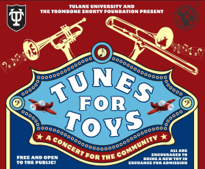 Trombone Shorty Tunes for Toys