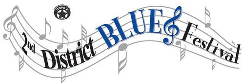 Second District Blues festival