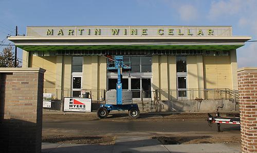 Martin Wine Cellar plans reopening on Baronne Street u201cnext weeku201d u00bb Uptown Messenger