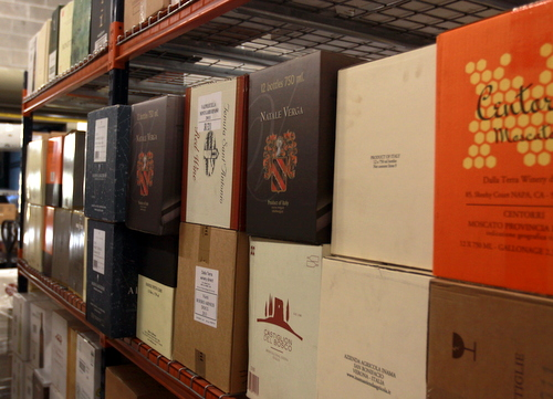 Back on Baronne: Martin Wine Cellar reopens for business at original location video and photo