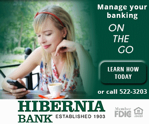 Hibernia Bank Email Ad