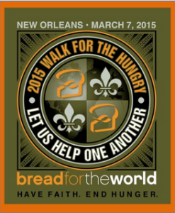 Krewe of Truth 34th annual Walk for The Hungry