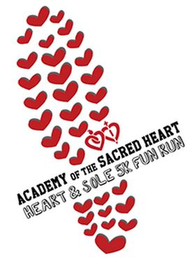 Sacred Heart Heart & Sole Fun Run