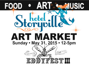eddyfest 2015 flyer