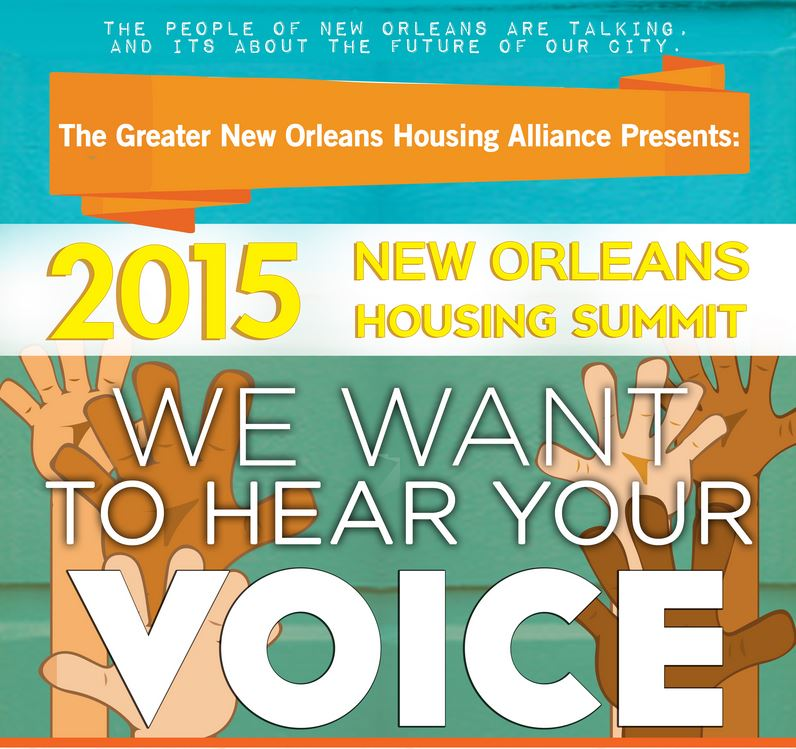 2015 Housing Summit