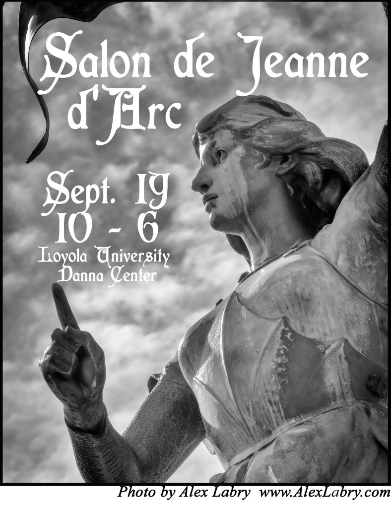 Sixth Annual Salon de Jeanne d'Arc