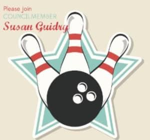 Susan Guidry 2015 fall fundraiser