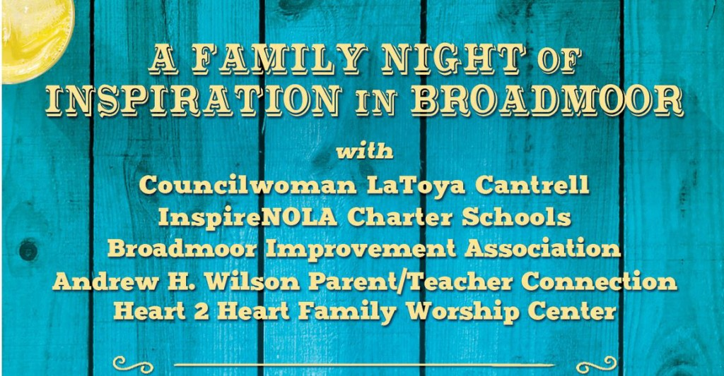 Wilson Charter School family night