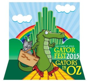Holy Name of Jesus 2015 Gator Fest
