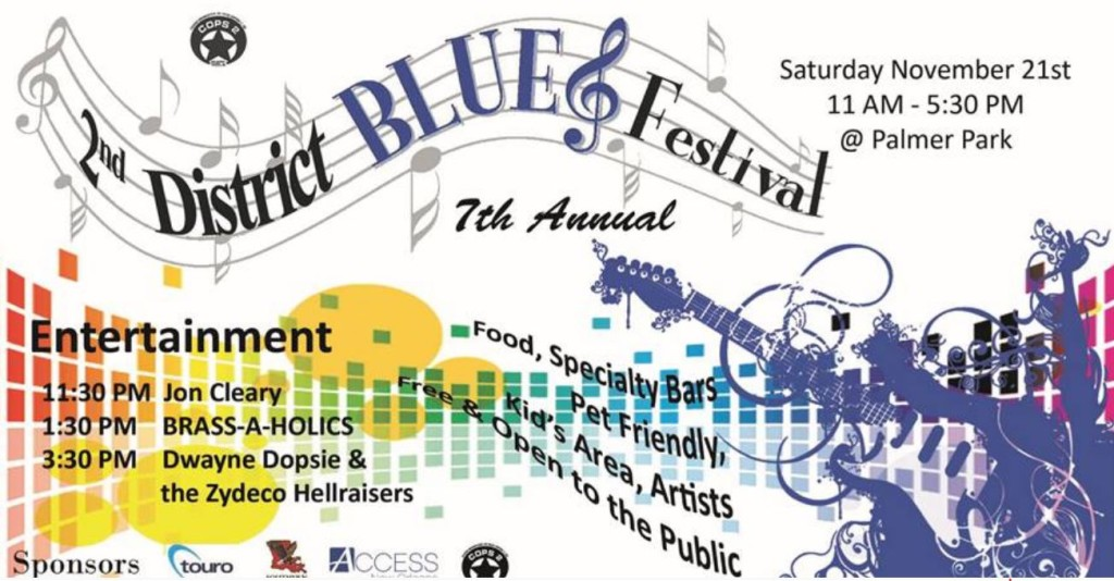 2nd District 7th Annual Blues Festival