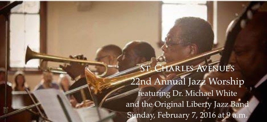 (via St. Charles Avenue Baptist Church)