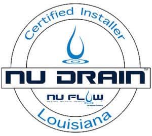 Nu Drain Louisiana for Messenger Ads