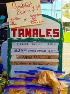 Isabel Mendez's Tamales, Salsa, and Burritos (Kristine Froeba)