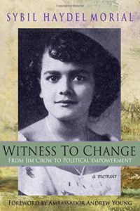 """Witness to Change"" by Sybil Morial (via Amazon.com)"