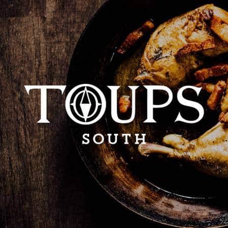 toups south logo