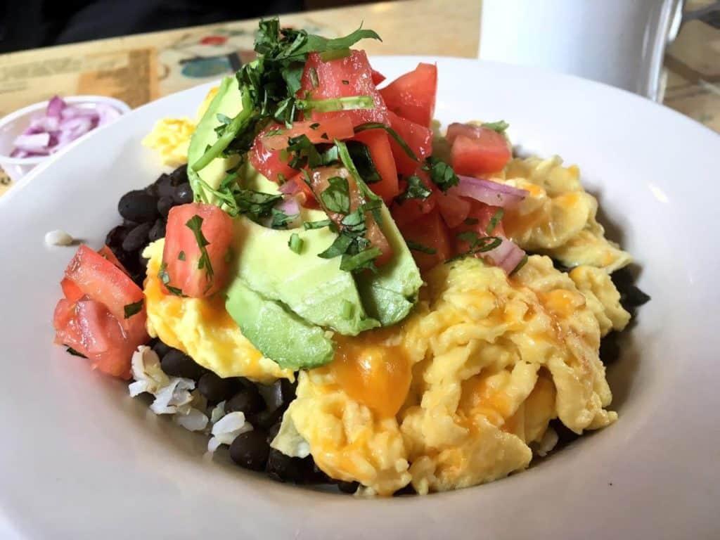 Surrey's Costa Rican Breakfast (Kristine Froeba)